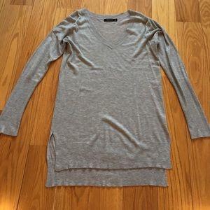 Trouve Nordstrom tunic sweater medium
